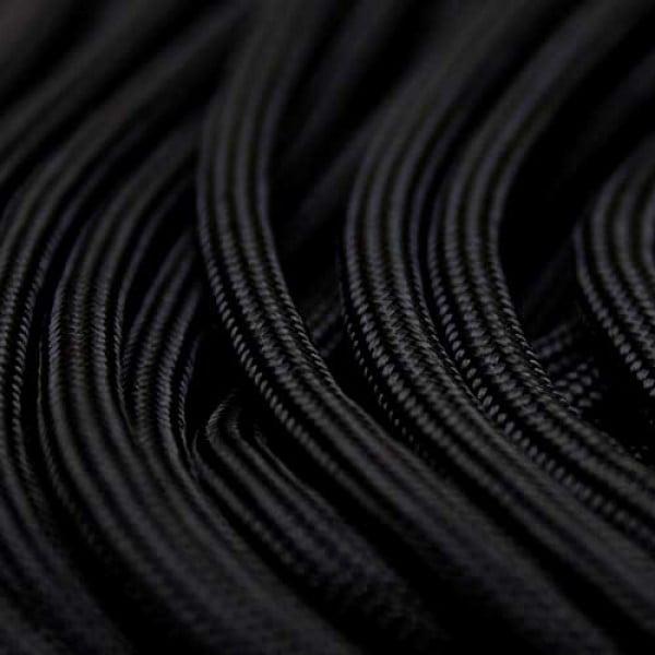 550 Black Paracord