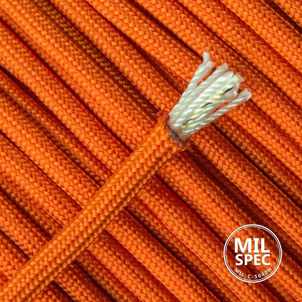 International Orange MIL-C-5040H Type III