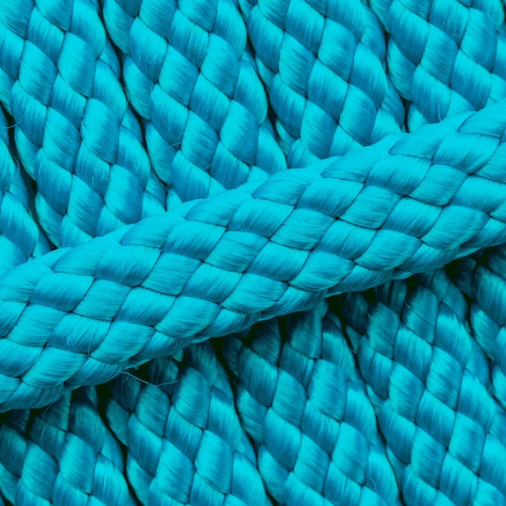 Ocean Blue PPM Cord - Ø 12mm. (hollow)