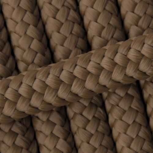 Chocolate Brown PPM Cord - Ø 10mm.