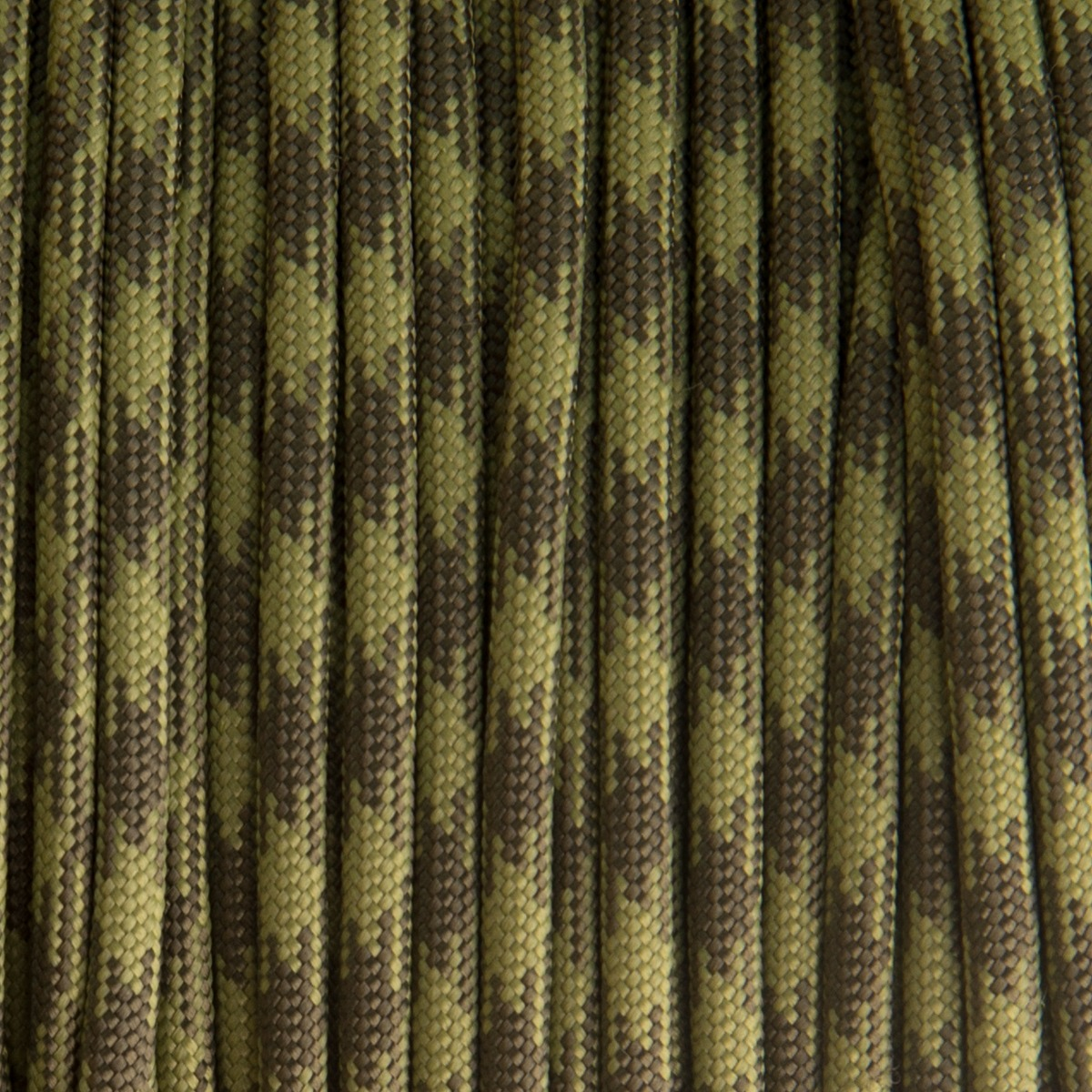 Olive Drab & Moss Paracord Type IV