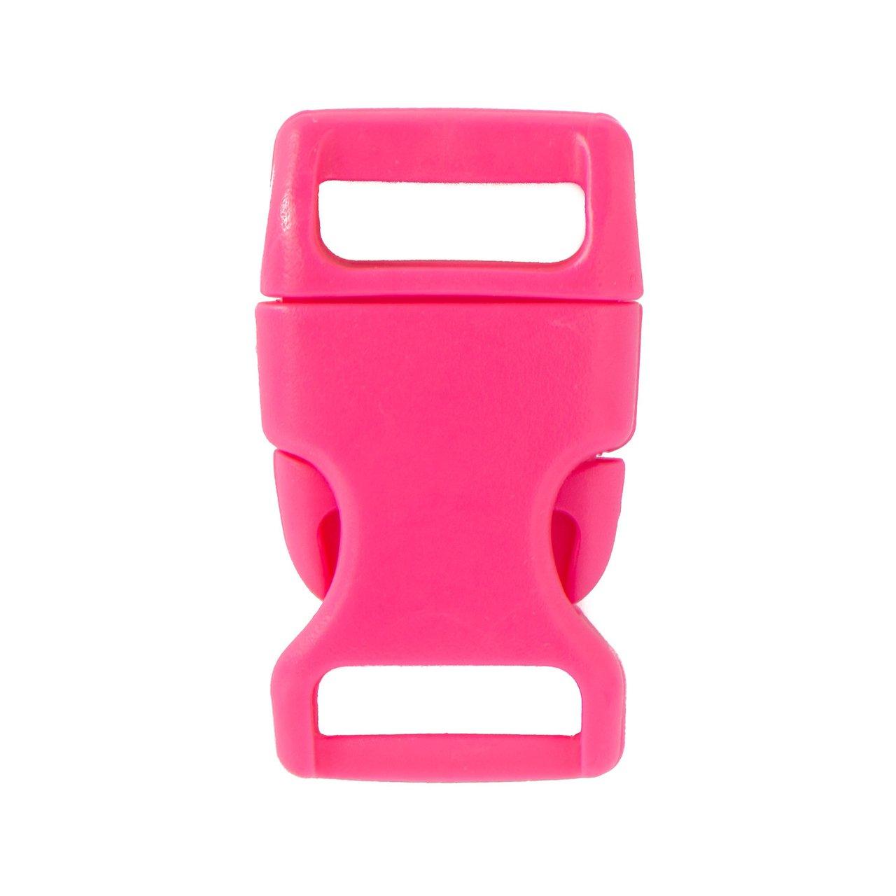 Neon Pink Buckle 5/8 (M)