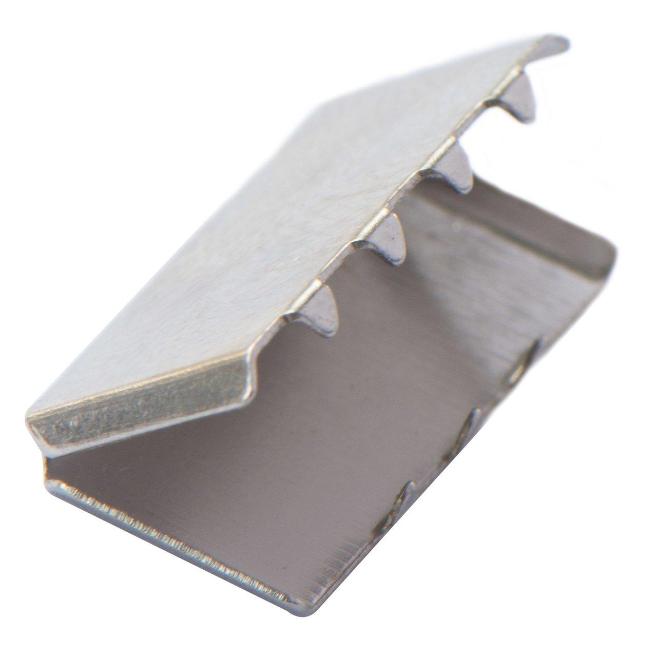 Metal Crimp End Webbing 20 mm