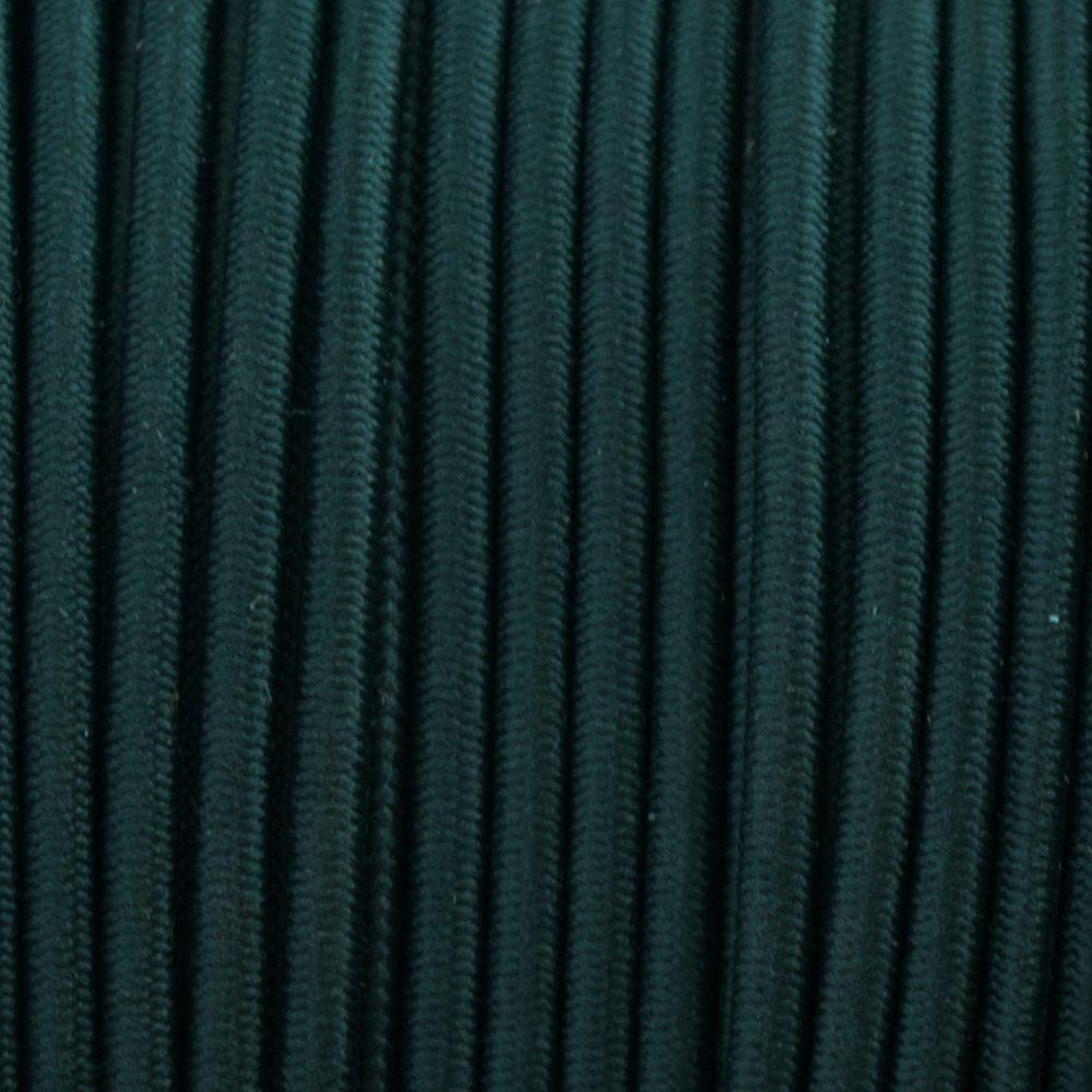 Teal - Elastic Cord 3 mm