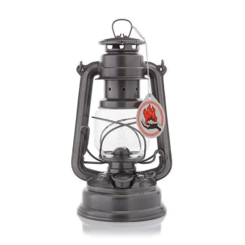 Feuerhand Hurricane Lantern   Sparkling Iron