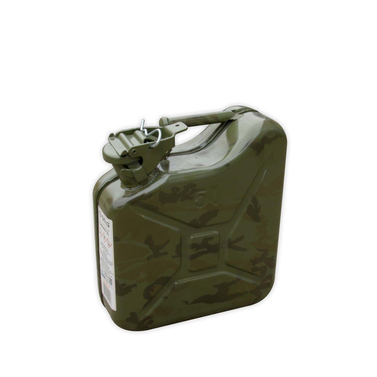 Jerrycan Woodland Camo 5 liter