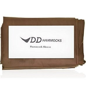 DD Hammocks Hammock Sleeve Coyote Brown